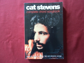 Cat Stevens - Complete Chord Songbook Songbook  Vocal Guitar Chords