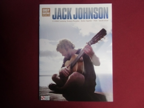 Jack Johnson - Easy Guitar Songbook Songbook Notenbuch Vocal Easy Guitar