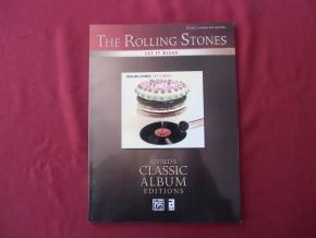 Rolling Stones - Let it bleed (neuere Ausgabe) Songbook Notenbuch Vocal Guitar