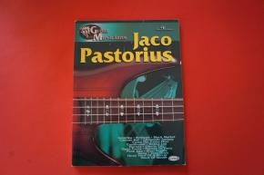 Jaco Pistorius - Great Musicians Songbook Notenbuch Bass