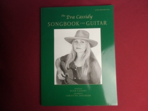 Eva Cassidy - Songbook for Guitar Songbook Notenbuch Vocal Guitar