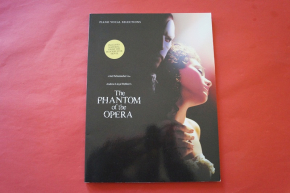 Phantom of the Opera (Film) Songbook Notenbuch Piano Vocal Guitar PVG