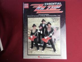 ZZ Top - Essential Easy Guitar Songbook Notenbuch Vocal Easy Guitar