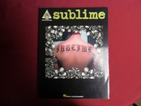 Sublime - Sublime  Songbook Notenbuch  Vocal Guitar