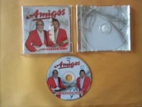 Amigos  Im Herzen jung (CD)