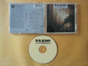 B.B. King  Live at St. Quentin (CD)