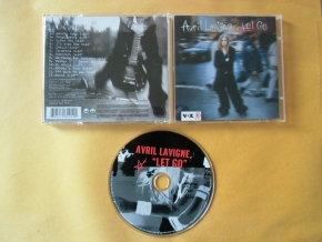 Avril Lavigne  Let go (CD)