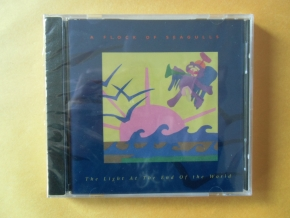 A Flock of Seagulls  The Light at the End of the World (CD OVP)