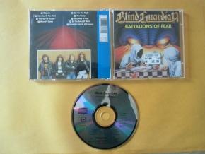 Blind Guardian  Batallions of Fear (CD)