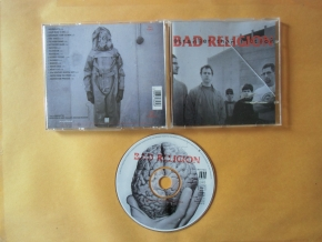 Bad Religion  Stranger than Fiction (CD)