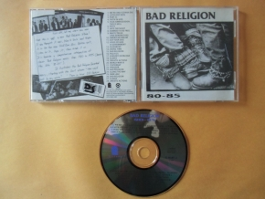 Bad Religion  80-85 (CD)