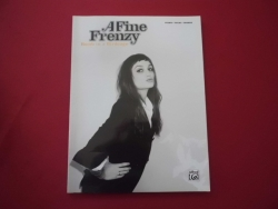 A Fine Frenzy - Bomb in a Birdcage  Songbook Notenbuch Piano Vocal Guitar PVG