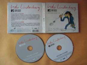 Udo Lindenberg  MTV unplugged aus dem Hotel Atlantica (2CD Digipak)
