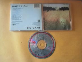 White Lion  Big Game (CD)