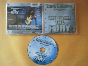 Yngwie Malmsteen  Unleash the Fury (CD)