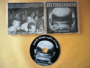 Zeltinger Band  Voila Leck ens am Arsch (CD)