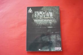 Korn - Greatest Hits Vol. 1 Songbook Notenbuch  Vocal Guitar