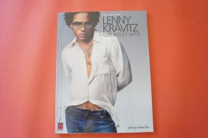 Lenny Kravitz - Greatest Hits Songbook Notenbuch Piano Vocal Guitar PVG