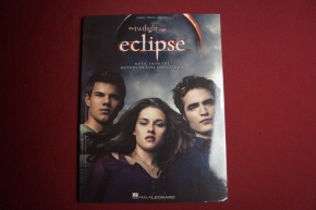 Twilight Eclipse  Songbook Notenbuch Piano Vocal Guitar PVG
