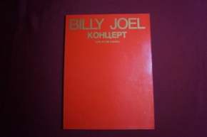 Billy Joel - Concert (Live in the USSR)  Songbook Notenbuch Piano Vocal Guitar PVG
