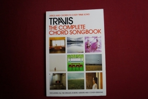 Travis - Complete Chord Songbook  Songbook Vocal Guitar Chords