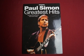 Paul Simon - Greatest Hits Songbook Notenbuch Piano Vocal Guitar PVG