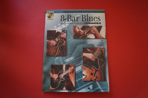 8-Bar Blues (mit CD) (Inside the Blues) Gitarrenbuch