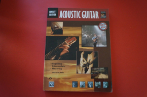 Acoustic Guitar (mit mp3-CD) (Complete Edition) Gitarrenbuch