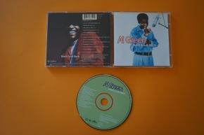 Al Green  Don´t look back (CD)