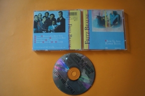 Fritz Brause  Bow-Tie und Rubber Boots (CD)
