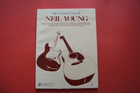 Neil Young - The Guitar Styles of Songbook Notenbuch Vocal Guitar