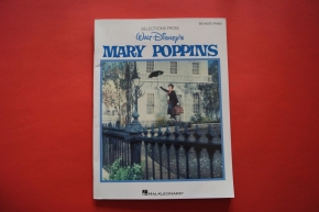 Mary Poppins Songbook Notenbuch Big-Note Piano Vocal
