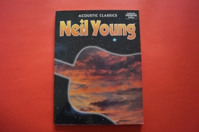 Neil Young - Acoustic Classics Songbook Notenbuch Vocal Guitar