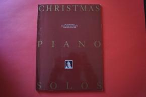 Christmas Piano Solos Songbook Notenbuch Piano