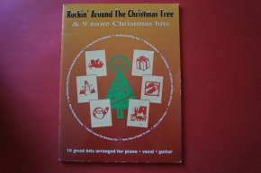 Rockin around the Christmas Tree and other Songbook Notenbuch Piano Vocal Guitar PVG