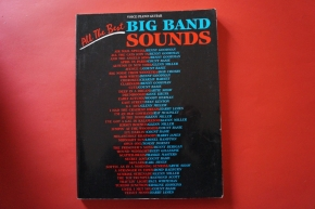 All the Best Big Band Sounds Songbook Notenbuch Piano Vocal Guitar PVG