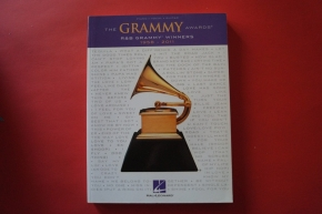 Grammy Awards R&B Winners 1958-2011 Songbook Notenbuch Piano Vocal Guitar PVG