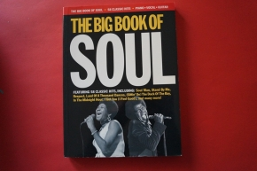 The Big Book of Soul Songbook Notenbuch Piano Vocal Guitar PVG