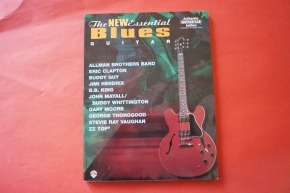 The New Essential Blues Guitar Songbook Notenbuch Vocal Guitar