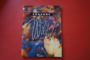 Erasure - Wild .Songbook Notenbuch .Vocal Guitar