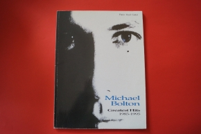 Michael Bolton - Greatest Hits 1985-1995 .Songbook Notenbuch .Piano Vocal Guitar PVG