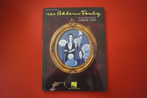 Addams Family .Songbook Notenbuch .Piano Vocal Guitar PVG