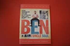 Ben L´Oncle Soul - Songbook .Songbook Notenbuch .Piano Vocal Guitar PVG