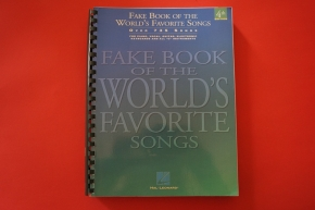 Fake Book of the World´s Favorite Songs (4th Edition)Songbook Notenbuch Piano Vocal Guitar PVG