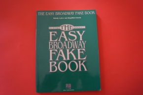 The Easy Broadway Fake Book Songbook Notenbuch Vocal Easy Guitar