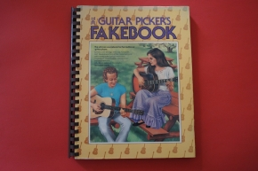 The Guitar Picker´s Fake Book Songbook Notenbuch Guitar