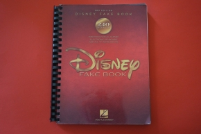 Disney Fake Book (3rd Edition) Songbook Notenbuch Piano Vocal Guitar PVG
