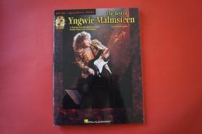 Yngwie Malmsteen - Best of (Signature Licks, mit CD)  Songbook Notenbuch Guitar
