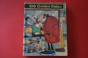 100 Golden Oldies (ältere Ausgabe) Songbook Notenbuch Piano Vocal Guitar PVG
