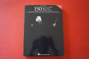 150 of the Most Beautiful Songs ever (3rd Edition) Songbook Notenbuch Piano Vocal Guitar PVG
